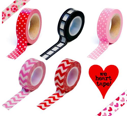 We-heart-tape!!