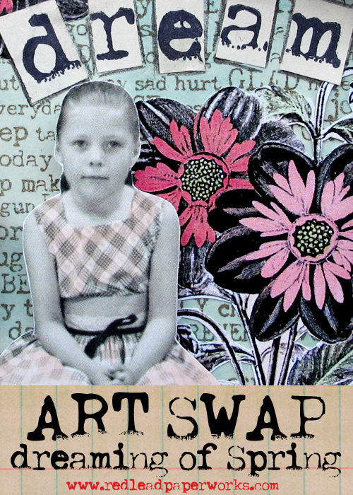 Art-swap-dreaming-of-spring!