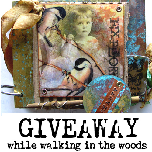 Giveaway-Walking-Woods!