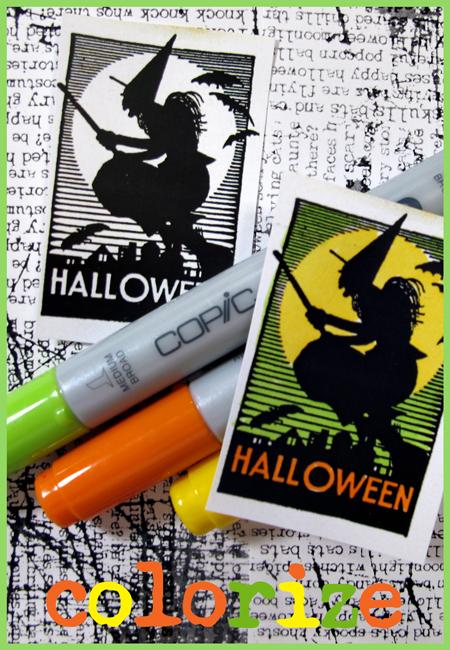 Colorize-Halloween!