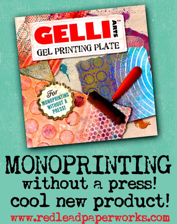 Gelli-plate!