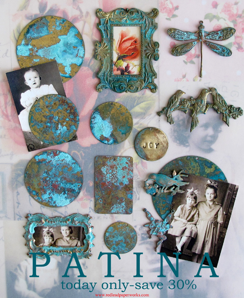Patina-Today-Only!