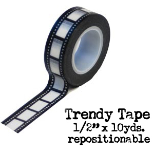 Tape-film-strip