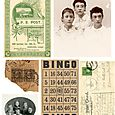 Free Collage Sheet Vintage Images
