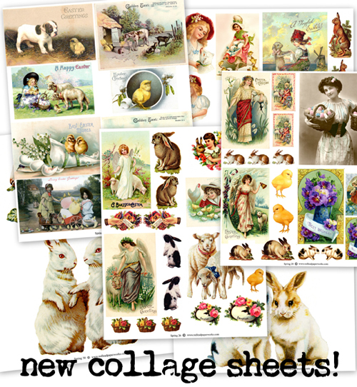 New-Collage-Sheets!!