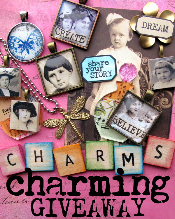Charming-giveaway!