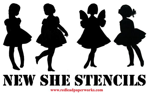 Stencils-She-Stencils!!