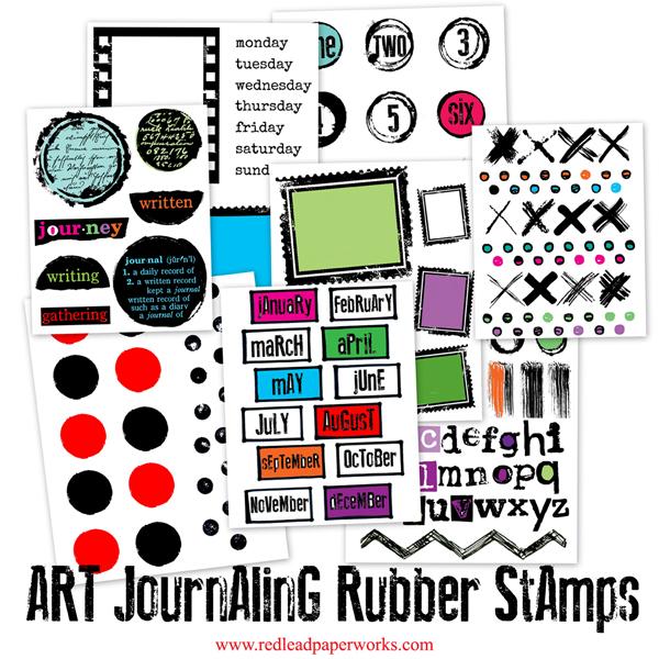 Art-Journaling!