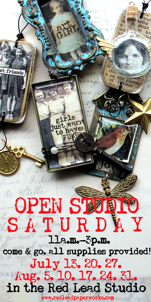 Open-Studio-Saturday!!