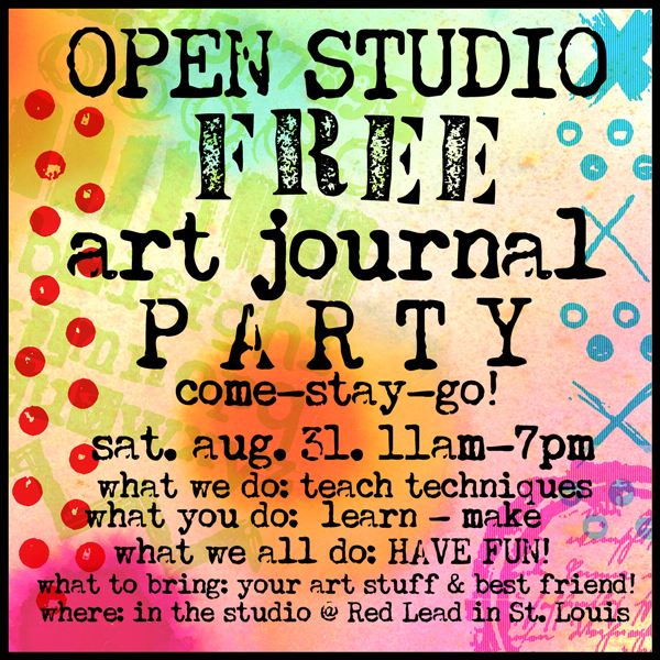 Open-Studio-Art-Party!