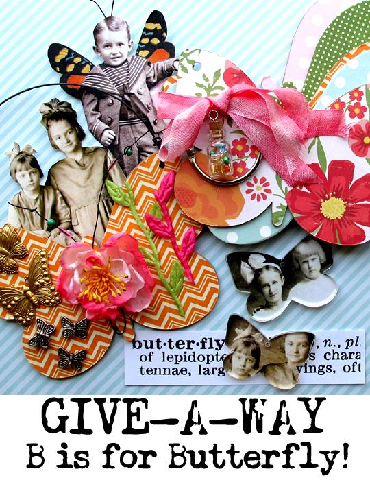 GiveAway-ButterflyKit!