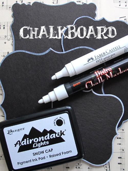 Chalk-Board-Labels!