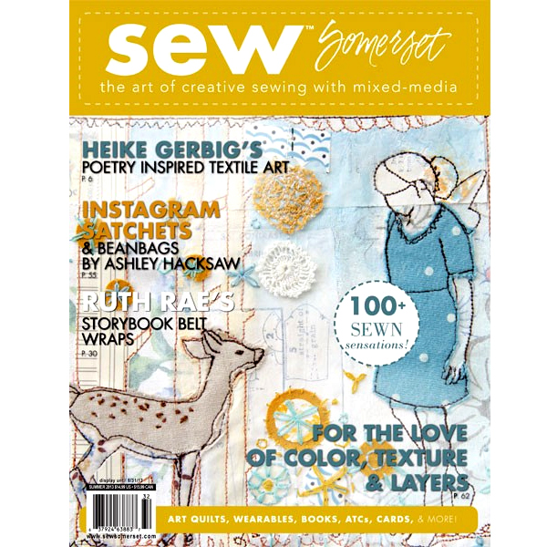 Sew-Somerset-Summer-2013!