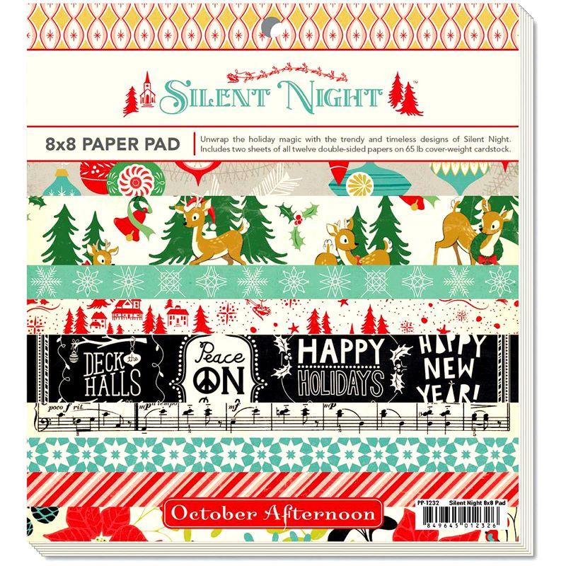 Silent-Night-Paper-Pad!