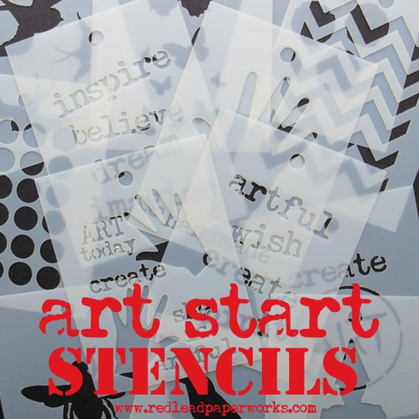 Art-start-stencils!!