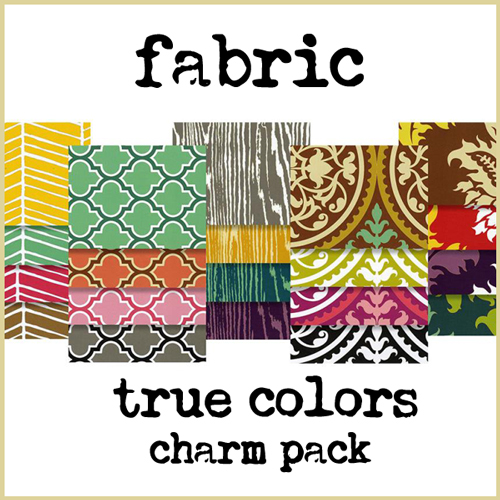 Fabric-TrueColors!!