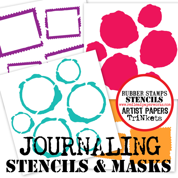 Stencils-Masks-Journaling!