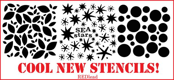 Cool-new-stencils!
