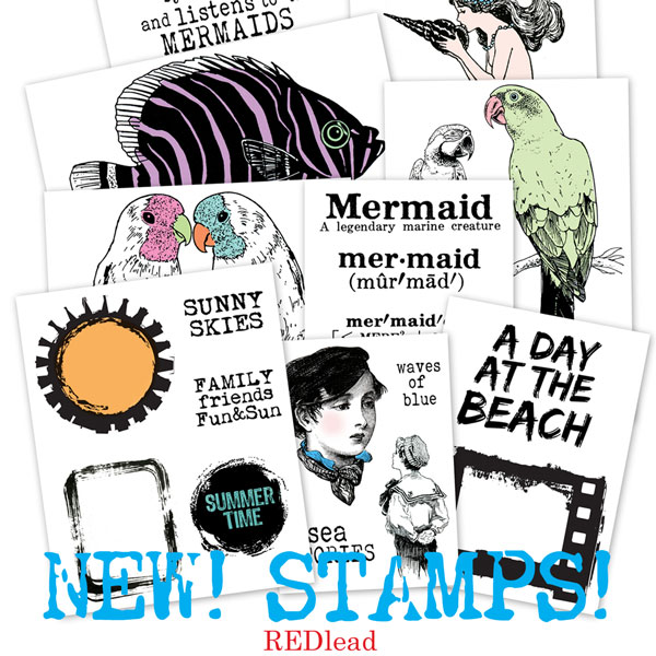 New-Stamps-SeaSide-Summer!