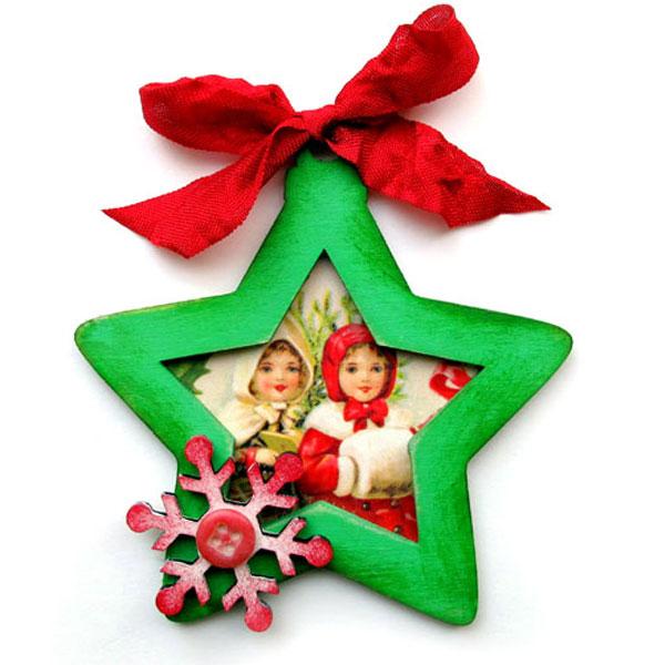 Star-ornaments