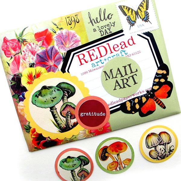 MailArtEnvelope