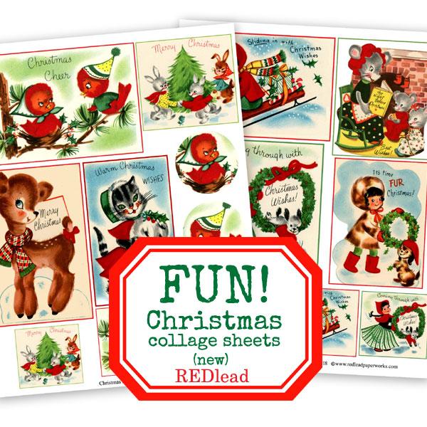 Fun-christmas-collage-sheet