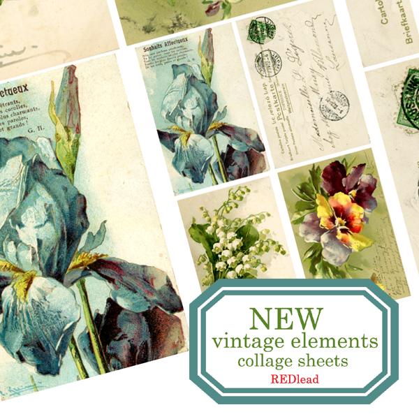 New-Vintage-Elements!!