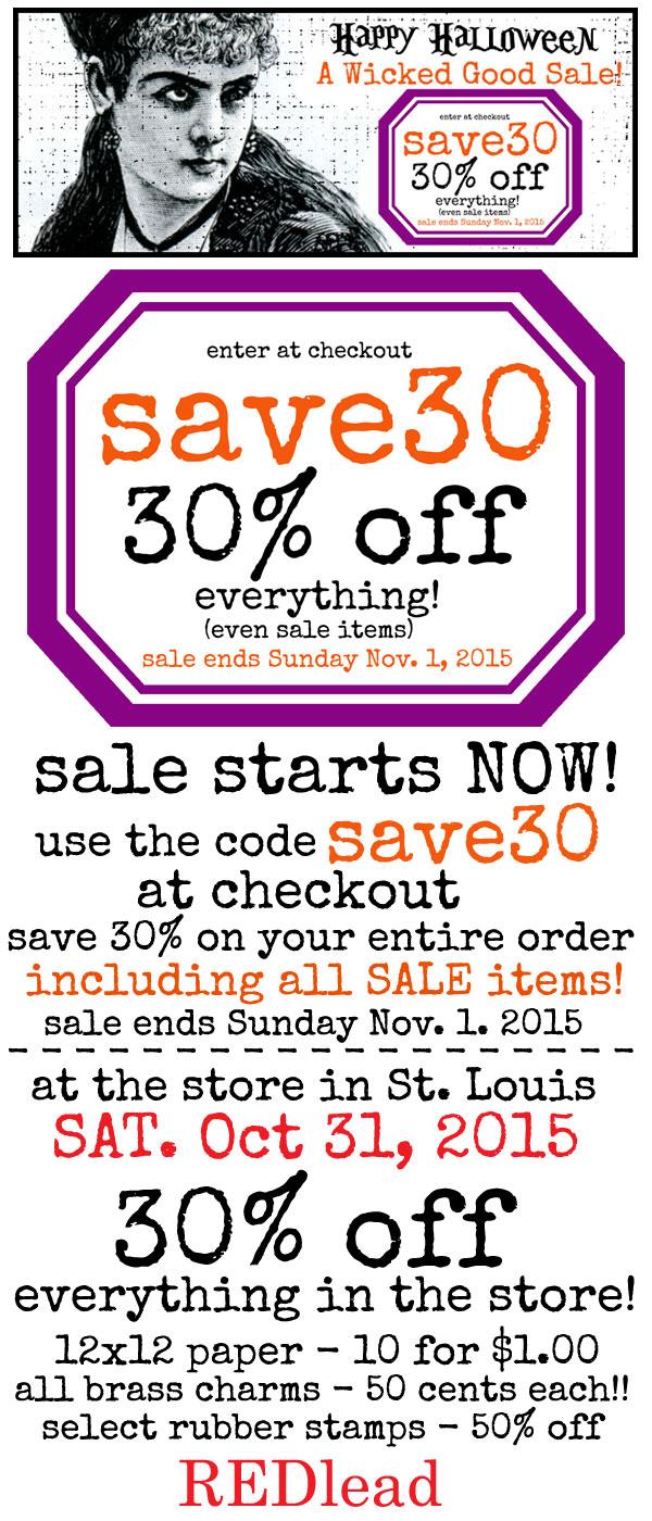 Sale-Save30