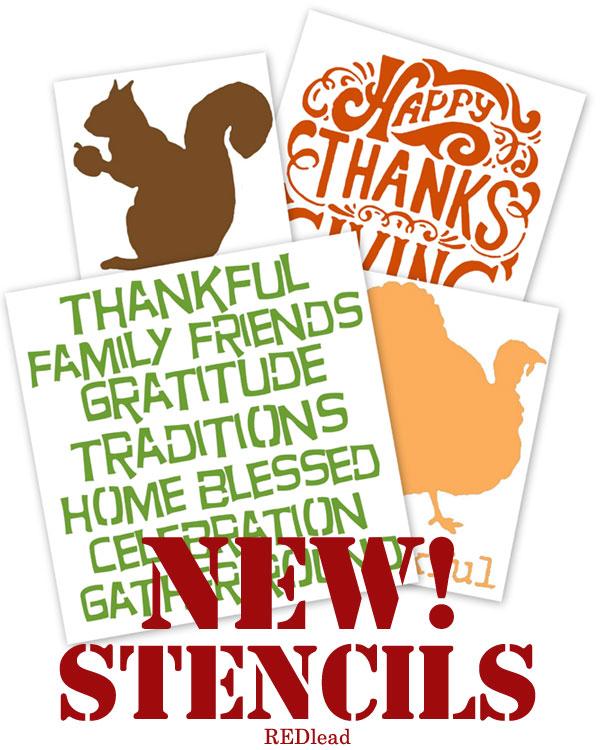 New-ThanksGiving-Stencils