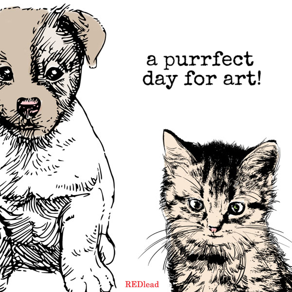 Purrfect-day!