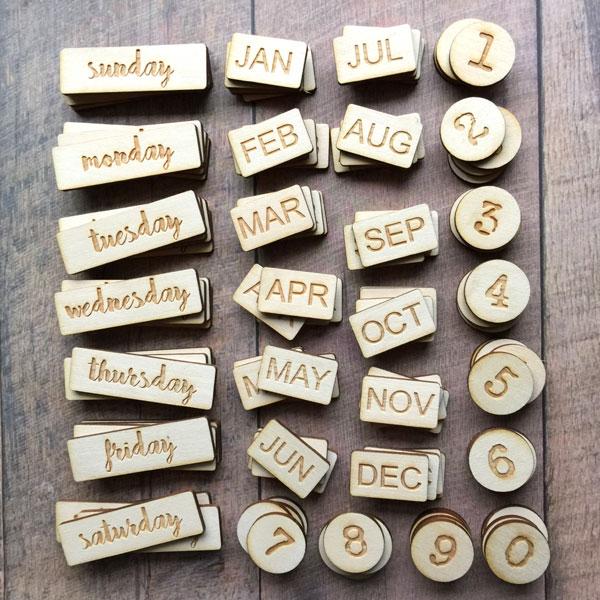 Engraved-wood-words