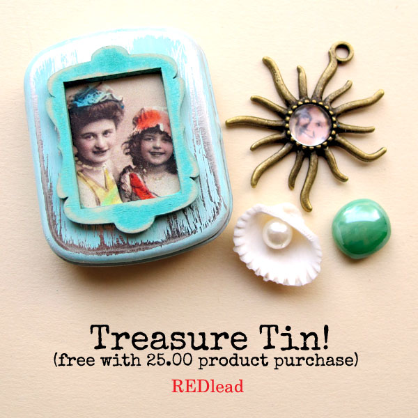 Treasure-tin