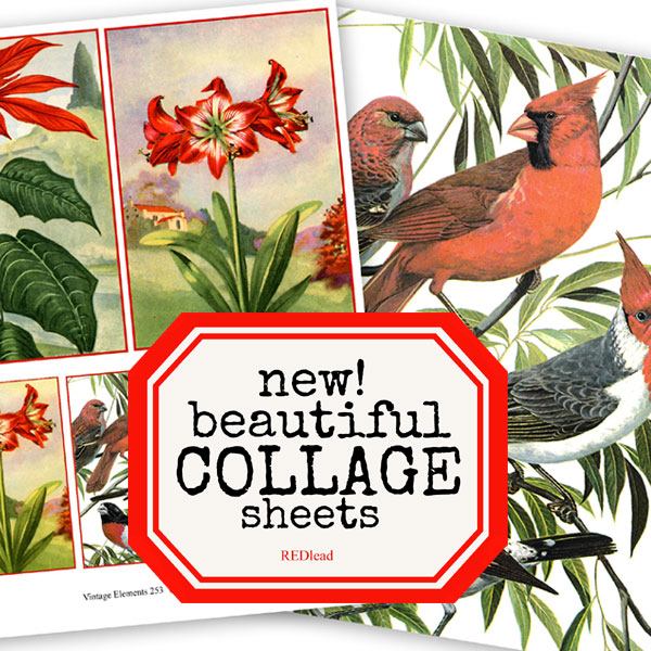 BeautifulNewCollageSheets