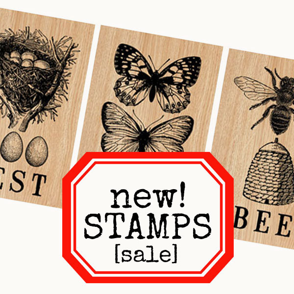 New-Stamps!