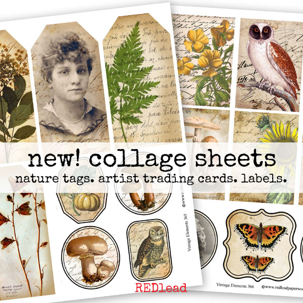 Nature-collage-sheets