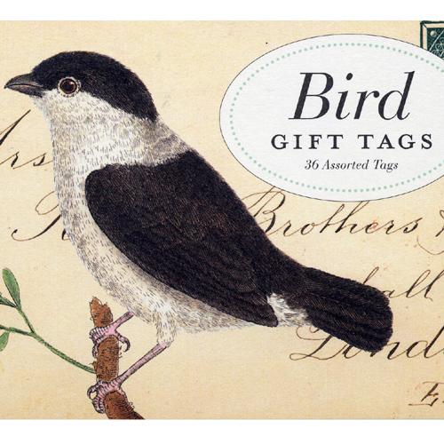 Birdgifttags