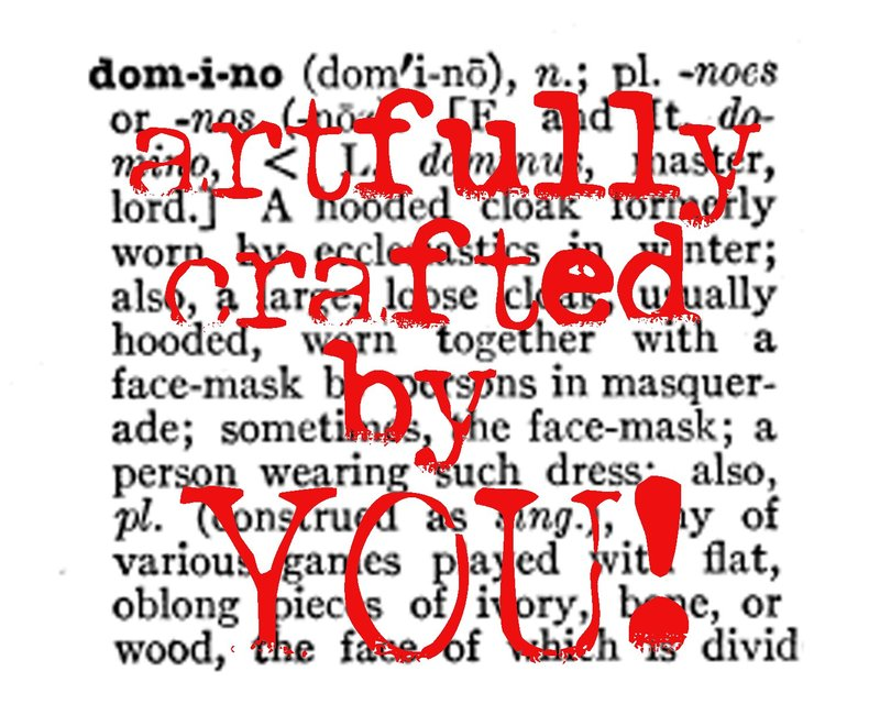 Domino_defined_by_you